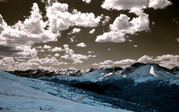 The Rockies in Infrared